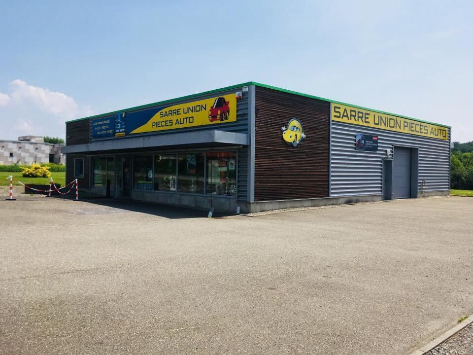 Photo Sarre-Union Pieces Auto - Gefauto